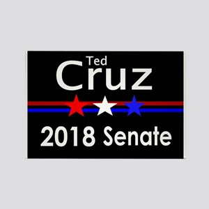 Ted Cruz Senate 2018 Rectangle Magnet