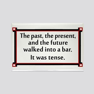 The past, the present, and the future... Rectangle