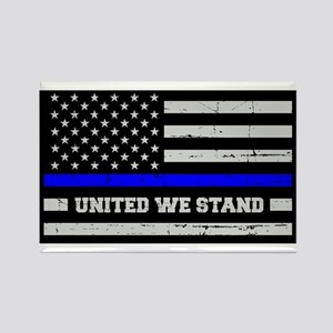 Thin Blue Line United Magnets