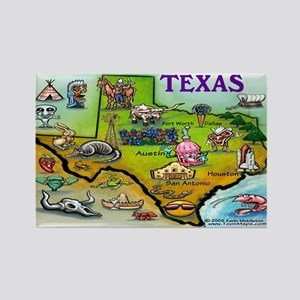 TEXAS11x17 Magnets