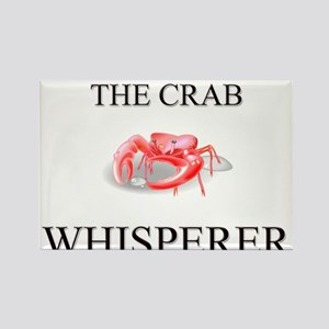 The Crab Whisperer Rectangle Magnet