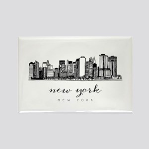 New York City Skyline Magnets