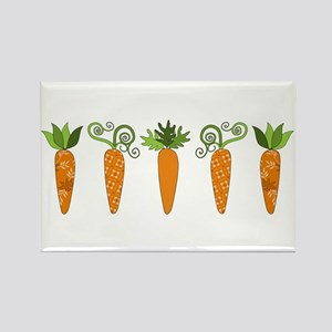 Carrots Magnets
