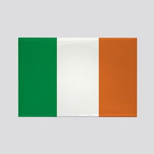 Ireland Irish Flag Rectangle Magnet