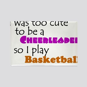 Girls Basketball Quotes Magnets - CafePress