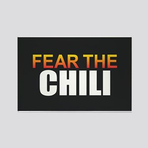 Fear the Chili Magnets