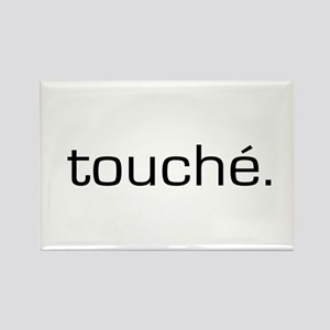 Touche Rectangle Magnet