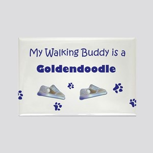 goldendoodle gifts Rectangle Magnet