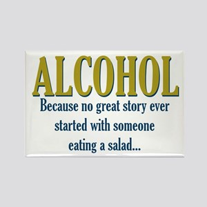 """Alcohol"" Start of all great stories..."