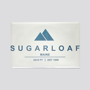 Sugarloaf Ski Resort Maine Magnets