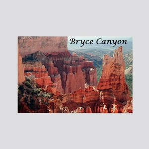 Bryce Canyon, Utah, USA 5 (captio Rectangle Magnet