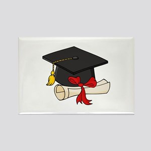 Graduation Rectangle Magnet