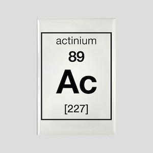 Periodic Table Actinium Magnets - CafePress