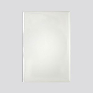 Deranged Bunny Rectangle Magnet