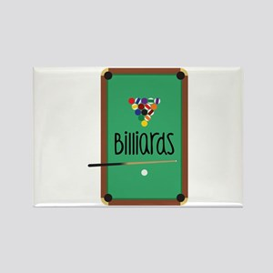 Billiards Table Magnets
