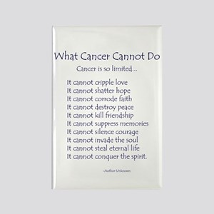 What Cancer Cannot Do Inspirational Cancer Poem Re