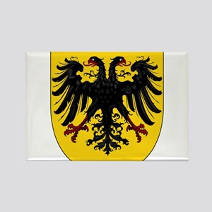 Holy Roman Empire after 1368 Rectangle Magnet