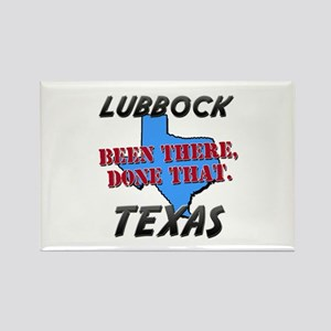 lubbock texas - been there, done that Rectangle Ma