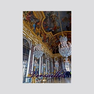 Versailles Palace Rectangle Magnet Magnets