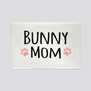 Bunny Mom Magnets
