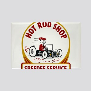 Hot Rod Shop Magnets