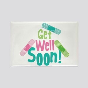 Get Well Soon! Magnets