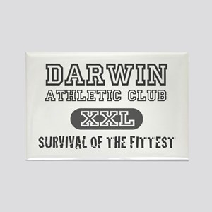 Darwin Athletic Club Rectangle Magnet