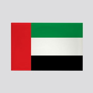 UAE Flag Rectangle Magnet