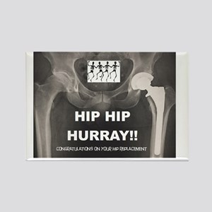 cf4368077 Hip Hip Hurray on your Hip Replacement Magnets