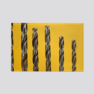 Drill bits - Rectangle Magnet