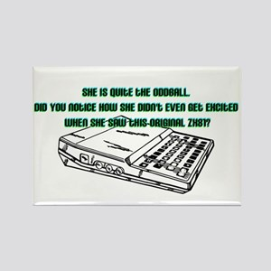 Moss It Crowd Magnets - CafePress