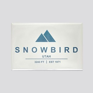 Snowbird Ski Resort Utah Magnets
