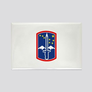 SSI - 172nd Infantry Brigade Rectangle Magnet