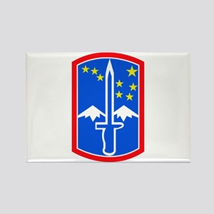 SSI -172nd Infantry Brigade Rectangle Magnet