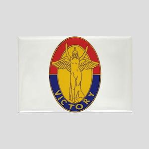 DUI - 1st Infantry Division Rectangle Magnet