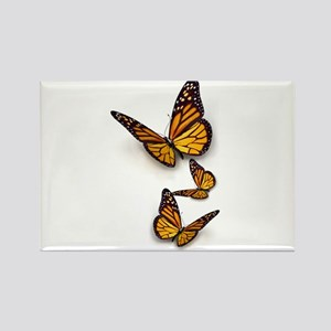 Monarch Butterlies Magnets