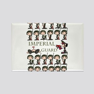 Imperial Guard Rectangle Magnet