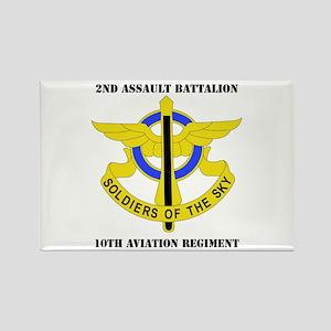 DUI - 2nd Aslt Bn - 10th Aviation Regt with Text R