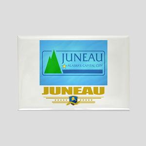 Juneau Pride Rectangle Magnet