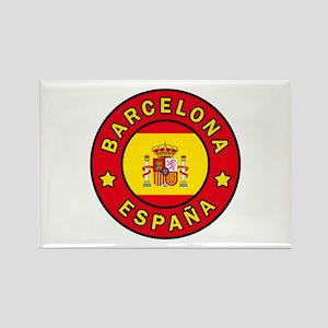 Barcelona España Magnets