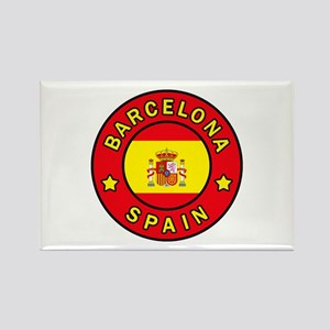 Barcelona Spain Magnets