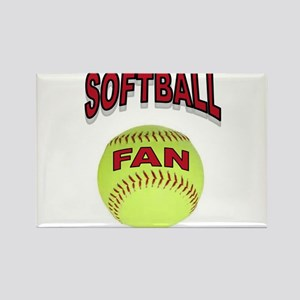 SOFTBALL FAN Magnets