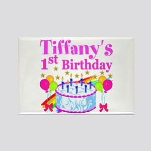 PERSONALIZED 1ST Rectangle Magnet