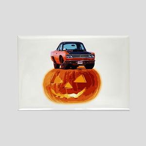 abyAmericanMuscleCar_70RDRunner_Halloween02 Magnet