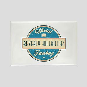 Official Beverly Hillbillies Fanboy Rectangle Magn