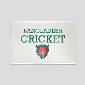 Bangladesh Cricket designs Rectangle Magnet