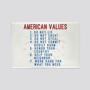 American Values Magnets