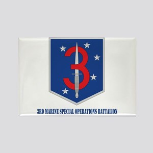 3d Marine Special Operations Bn with Text Rectangl