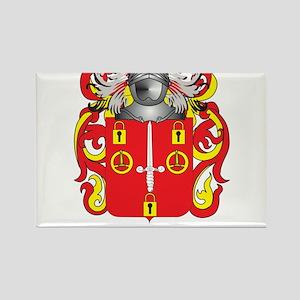 Dunn (Scotland) Coat of Arms Rectangle Magnet
