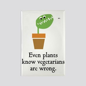 Even plants know vegetarians are wrong Rectangle M
